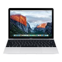 "Как выглядит MacBook 12"" / DC m3 1.2GHz Dual-core / 8GB / 256 SSD / Intel HD Graphics 615 / Silver, middle 2017 (MNYH2)"