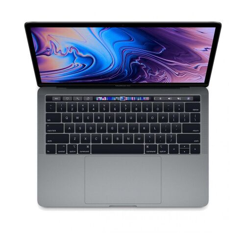 "Как выглядит MacBook Pro 13"" / i5 1.4GHz Quad-core / 16GB / 256GB SSD / Intel Iris Plus Graphics 645 / Space Gray (Z0W4000RF/Z0W400045)"