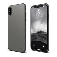 Чехол Elago Inner Core для iPhone X Dark Gray (ES8IC-DGY)