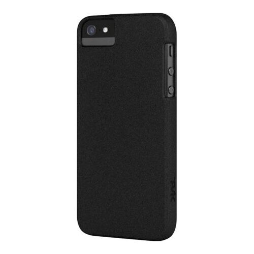 Как выглядит Чехол Tavik Grip Tape для iPhone SE / 5S / 5 Black (TVK-IPH-042-BLK)