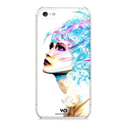 Как выглядит Чехол White Diamonds для iPhone SE / 5S / 5 Isis White (1210ISI47)
