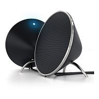 Как выглядит Satechi Dual Sonic Conical v2.0 Computer Speakers Black (ST-WDS20B)