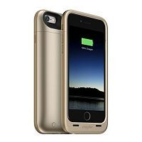 Как выглядит Чехол Mophie Juice Pack Plus 3300 mAh для iPhone 6S / 6 Gold (3073-JPP-IP6-GLD)