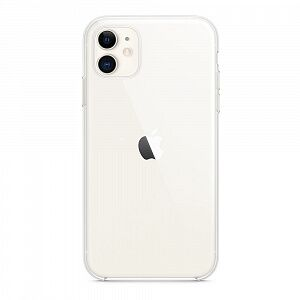 Чехол Apple Clear Case для iPhone 11 Transparent (MWVG2)