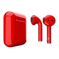 Как выглядит AirPods 2 Colors Red Gloss (MV7N2)