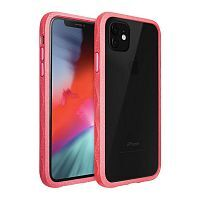 Чехол-накладка LAUT CRYSTAL MATTER for iPhone 11 Coral (L_IP19M_CM_P)