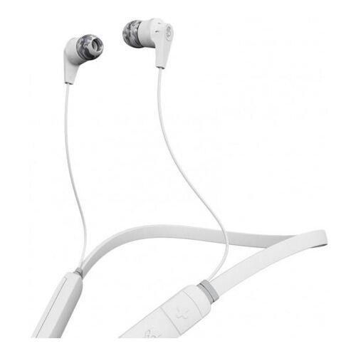 Как выглядит Наушники Skullcandy Ink'd BT White/Gray/Gray (S2IKW-J573)