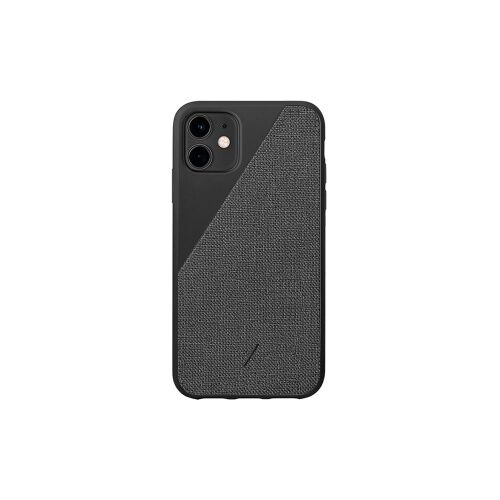 Как выглядит Native Union Clic Canvas Case Black for iPhone 11 (CCAV-BLK-NP19M)