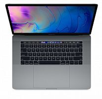 "MacBook Pro 15"" TB Touch ID / i7 2.6GHz 6-core / 16GB / 256Gb / Radeon Pro 555X / Space Gray (MV902)"