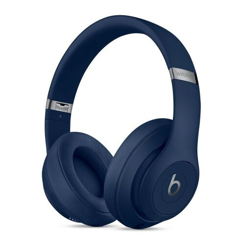 Как выглядит Наушники Beats Studio 3 Wireless Over-Ear Headphones - Blue (MQCY2)