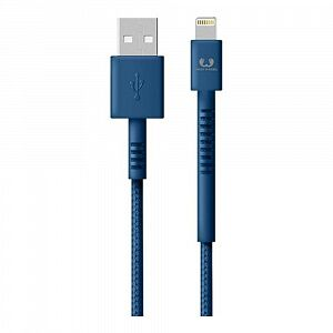 Кабель Fresh 'N Rebel Fabriq Lightning Cable 1.5m Indigo (2LCF150IN)