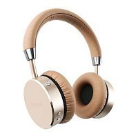 Как выглядит Наушники Satechi Aluminum Wireless Headphones Gold (ST-AHPG)