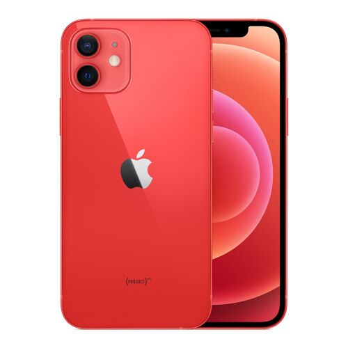Как выглядит iPhone 12 128GB (PRODUCT)RED (MGJD3)