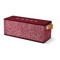 Как выглядит Fresh 'N Rebel Rockbox Brick Fabriq Edition Bluetooth Speaker Ruby (1RB3000RU)