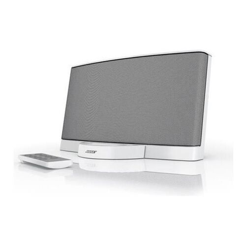 Как выглядит Bose SoundDock Digital Music System Series II White (46469)