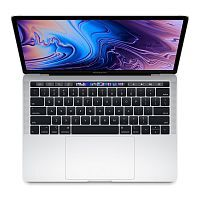 "Как выглядит MacBook Pro 13"" TB Touch ID / QC i5 2.3GHz / 8GB / 512Gb / IrisPlus 655 / Silver, middle 2018 (MR9V2)"