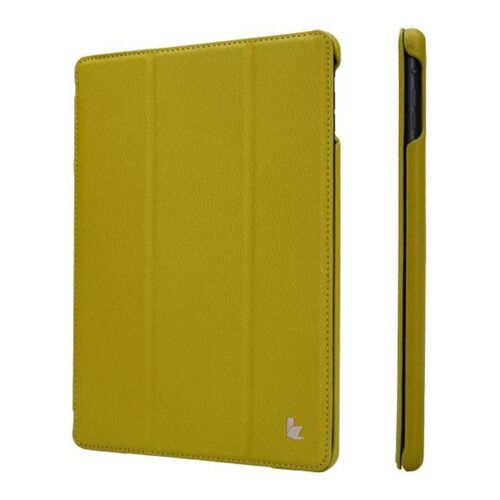 Как выглядит Jison Case PU Smart Case Green for iPad Air (JS-ID5-09T73)