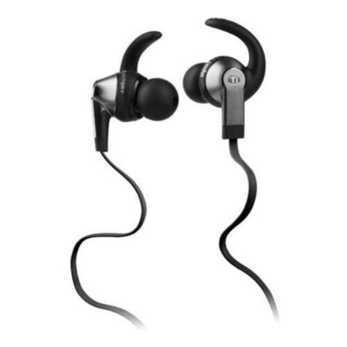 Как выглядит Наушники Monster iSport Victory In Ear, Apple ControlTalk Black (MNS-128474-00)