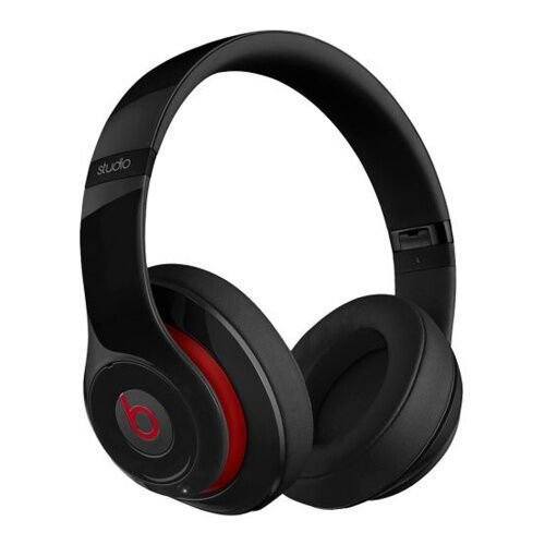 Как выглядит Наушники Beats by Dr. Dre Studio 2.0 Over Ear Headphones Black (MH792)