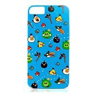 Как выглядит Чехол GEAR4 Protective Case Ensemble для iPhone SE / 5S / 5 Angry Birds (ICAB502G)