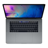 "MacBook Pro 15"" TB Touch ID / 6-core i7 2.2GHz / 16GB / 256Gb / Radeon Pro 555X 4Gb / Space Grey, middle 2018 (MR932)"