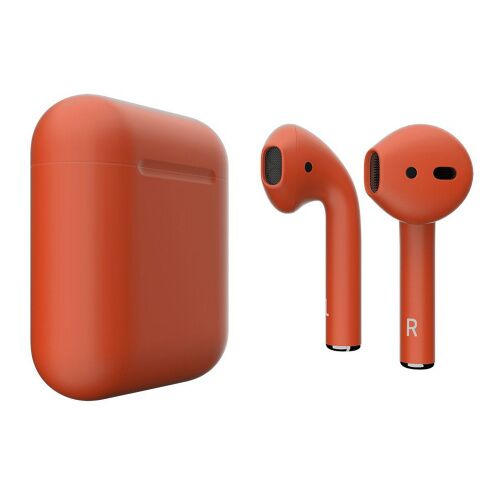 Как выглядит AirPods 2 Colors Living Coral Matte (MV7N2)