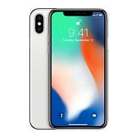 iPhone X 64GB Silver (MQAD2)