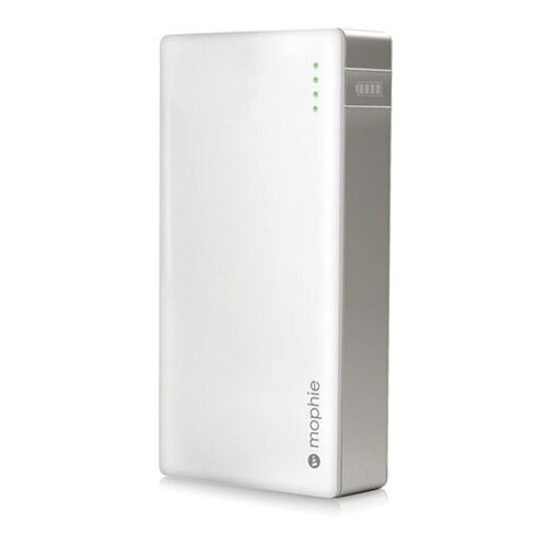 Как выглядит Внешний аккумулятор Mophie Juice Pack Universal Powerstation Duo White 6000mAh (2058-JPU-PWRSTION-DUO-WHT)
