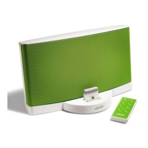 Как выглядит Bose SoundDock Digital Music System Series III Green