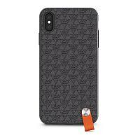 Как выглядит Чехол Moshi Altra Slim Hardshell Case With Strap Shadow Black for iPhone XS Max