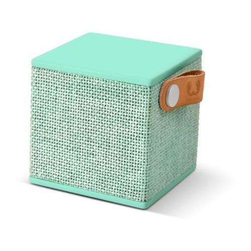 Как выглядит Fresh 'N Rebel Rockbox Cube Fabriq Edition Bluetooth Speaker Peppermint (1RB1000PT)