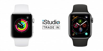 Скидка на Apple Watch до 5500 грн в iStudio trade in