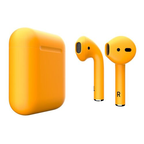 Как выглядит AirPods 2 Colors Freesia Matte (MV7N2)