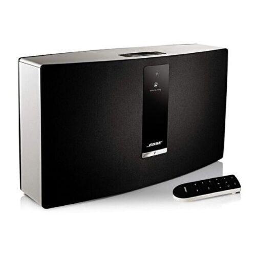 Как выглядит Bose SoundTouch Portable Series II Wi-Fi music system