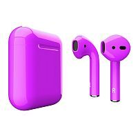 Как выглядит AirPods 2 Colors Orchid Gloss (MV7N2)