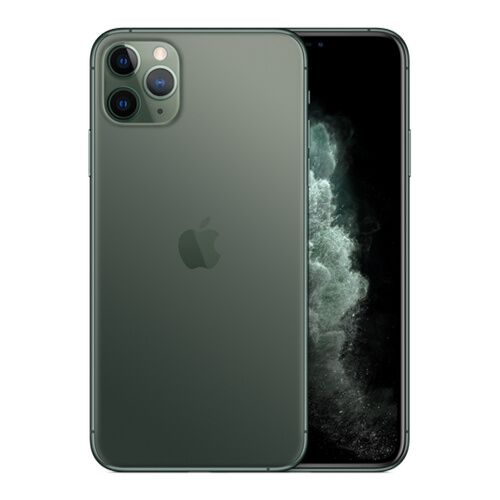 Как выглядит iPhone 11 Pro Max 256GB Midnight Green (MWHM2)
