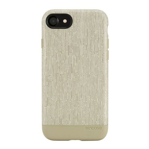 Как выглядит Чехол Incase Textured Snap для iPhone 8 / 7 Heather Khaki (INPH170241-HKH)