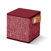 Как выглядит Fresh 'N Rebel Rockbox Cube Fabriq Edition Bluetooth Speaker Ruby (1RB1000RU)