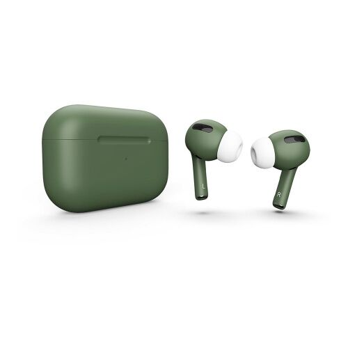 Как выглядит AirPods Pro Colors Cypress Matte (MWP22)
