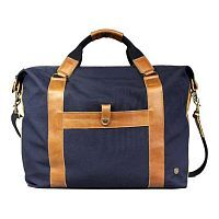 Как выглядит Сумка для ноутбука PKG Red Crown Collection Digital Duffle Navy/Tan for MacBook (PKG RCCDUFF-NAV1)