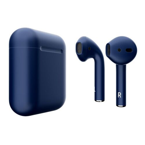 Как выглядит AirPods 2 Colors Night Blue Matte (MV7N2)