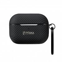 Чехол Pitaka Air Pal Mini for AirPods Pro Black/Grey (APM3001)