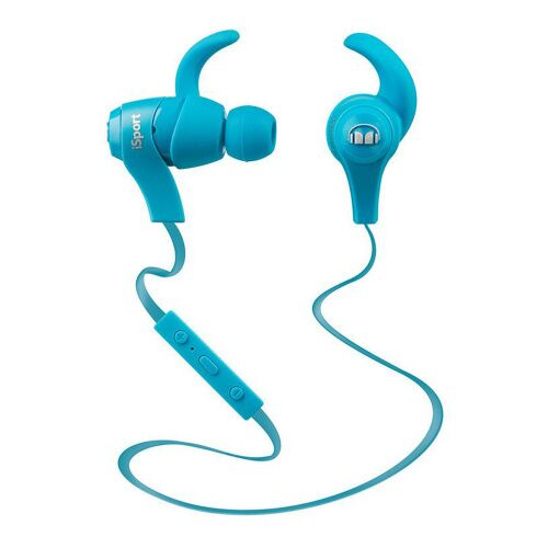 Как выглядит Наушники Monster iSport Bluetooth Wireless In Ear Blue (MNS-128659-00)