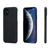 Чехол Pitaka Air Case for iPhone 11 Black/Grey  (KI1101RA)