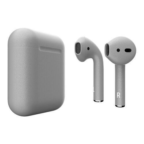 Как выглядит AirPods 2 Colors Ice Palace Matte Metal (MV7N2)