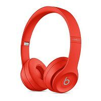 Как выглядит Наушники Beats Solo 3 Wireless On-Ear Headphones PRODUCT(RED) (MP162)