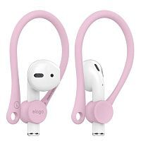 Как выглядит Чехол Elago Earhook for Airpods Lovely Pink (EAP-HOOKS-LPK)