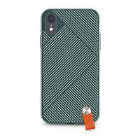 Как выглядит Чехол Moshi Altra Slim Hardshell Case With Strap Mint Green for iPhone XR