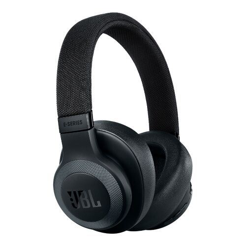 Как выглядит Наушники JBL E65BTNC Wireless Over-Ear NC Headphones Black (JBLE65BTNCBLK)