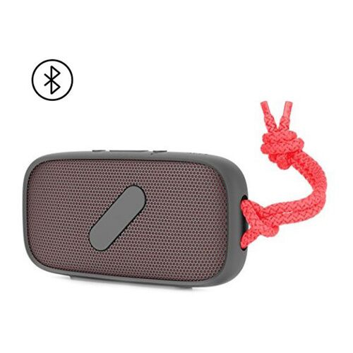 Как выглядит Nude Audio Portable Bluetooth Speaker Super M Coral (PS039CLG)